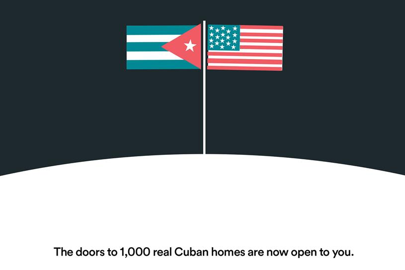 You can now book apartments in Cuba with AirBnB