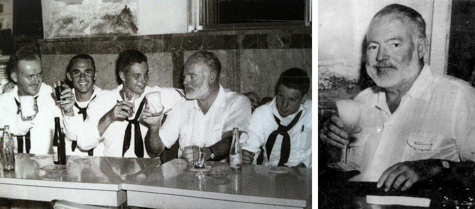 Daiquiri Hemingway