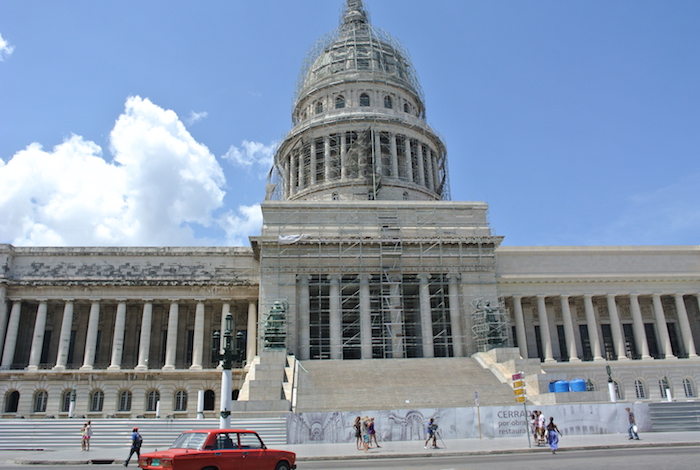 Places to visit in Old Havana- Capitolio