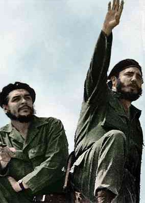 cuba today castro and che