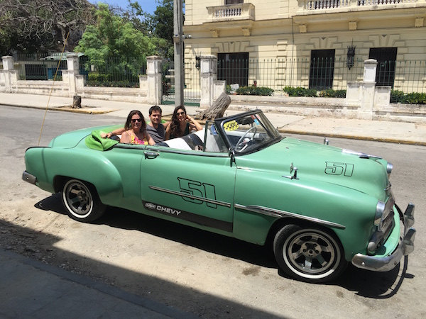 how to book a city tour in havana