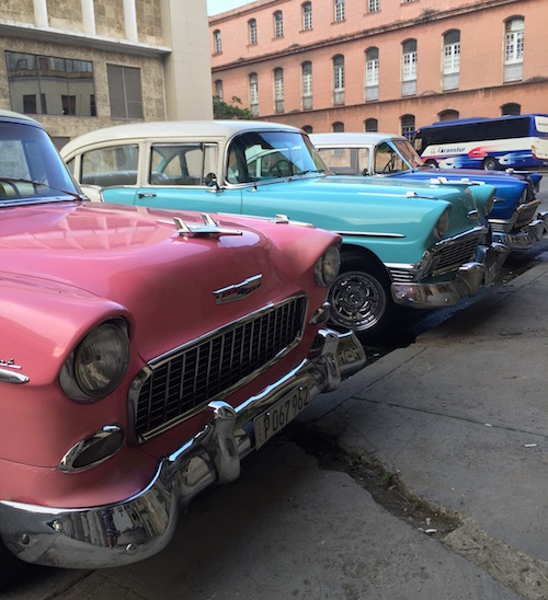 how to rent a car in Havana